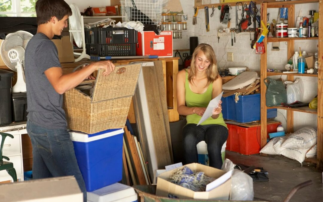 Tips and Tricks to Organize Your Garage